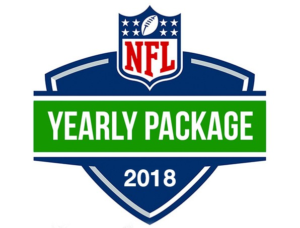 nfl yearly package